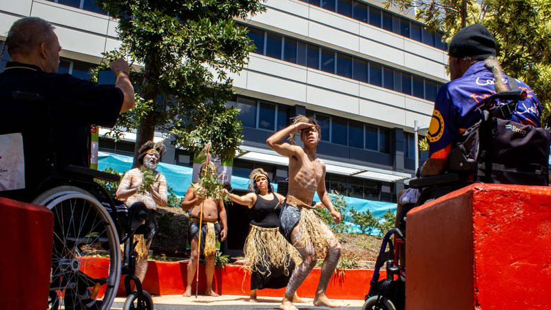 PA Hospital celebrates Indigenous culture with Yarning Circle launch